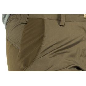 Pinewood W's Caribou TC Pants Dark Oilive